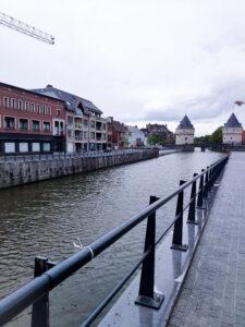 Stad Kortrijk foto Broeltorens